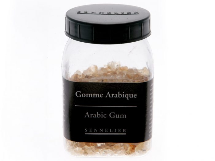 Arabic gum Sennelier