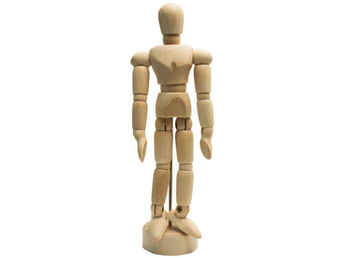 Modell-nukk Sennelier 12cm
