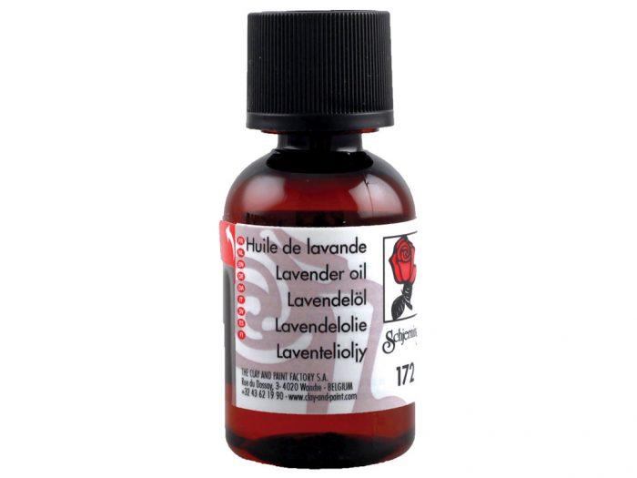 Portselanivärvi lavendliõli Schjerning 172