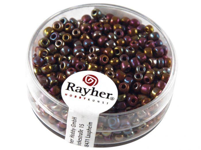 Seemnehelmed Rayher 2.6mm pärlmutter läbipaistmatu