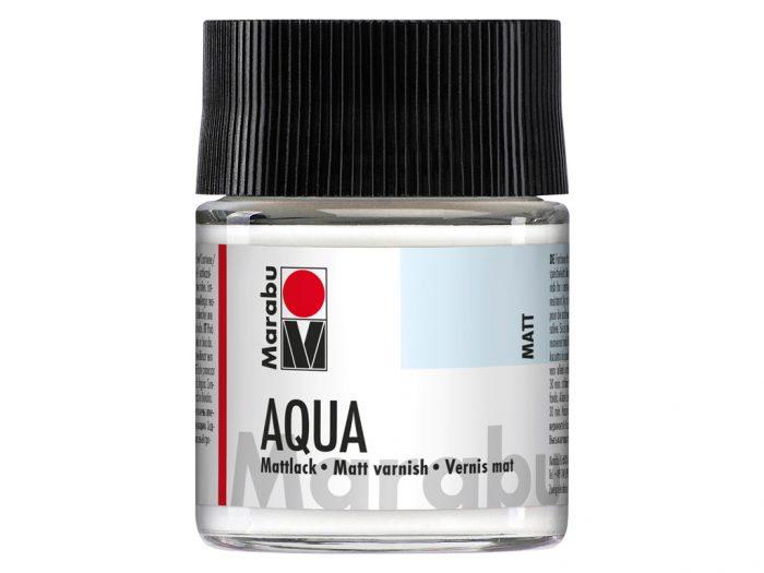 Salvrätiku lakk Aqua Matt