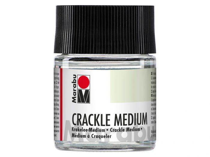 Salvrätiku meedium Cracle