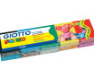 Plastiliin Giotto Pongo Fantasy 10x50g