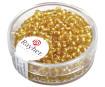 Seemnehelmed 2.6mm hõbetatud sisu 16g 06 kuld