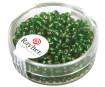 Seemnehelmed 2.6mm hõbetatud sisu 16g 29 roheline
