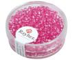 Seemnehelmed 2.6mm hõbetatud sisu 16g 33 roosa