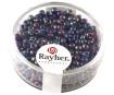 Seemnehelmed 2.6mm pärlmutter läbipaistmatu 17g 10 ultramariin