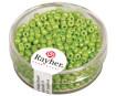 Seemnehelmed 2.6mm pärlmutter läbipaistmatu 17g 11 heleroheline