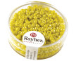 Seemnehelmed 2.6mm pärlmutter läbipaistmatu 17g 20 kollane