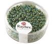 Seemnehelmed 2.6mm pärlmutter läbipaistmatu 17g 29 roheline
