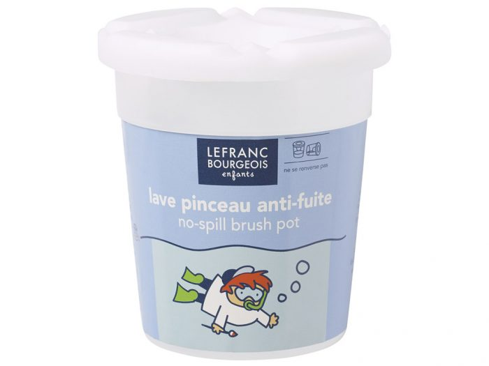 No spill brush pot LB Enfants