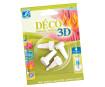 Akriliniai dažai Deco 3D tūbelės antgaliai 4vnt.