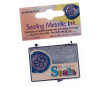 Ink pad silver
