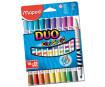 Viltpliiats ColorPeps Duo 10=20tk pestav