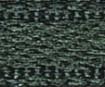 Satininė juostelė Rayher 10mm 1m 13 dark green