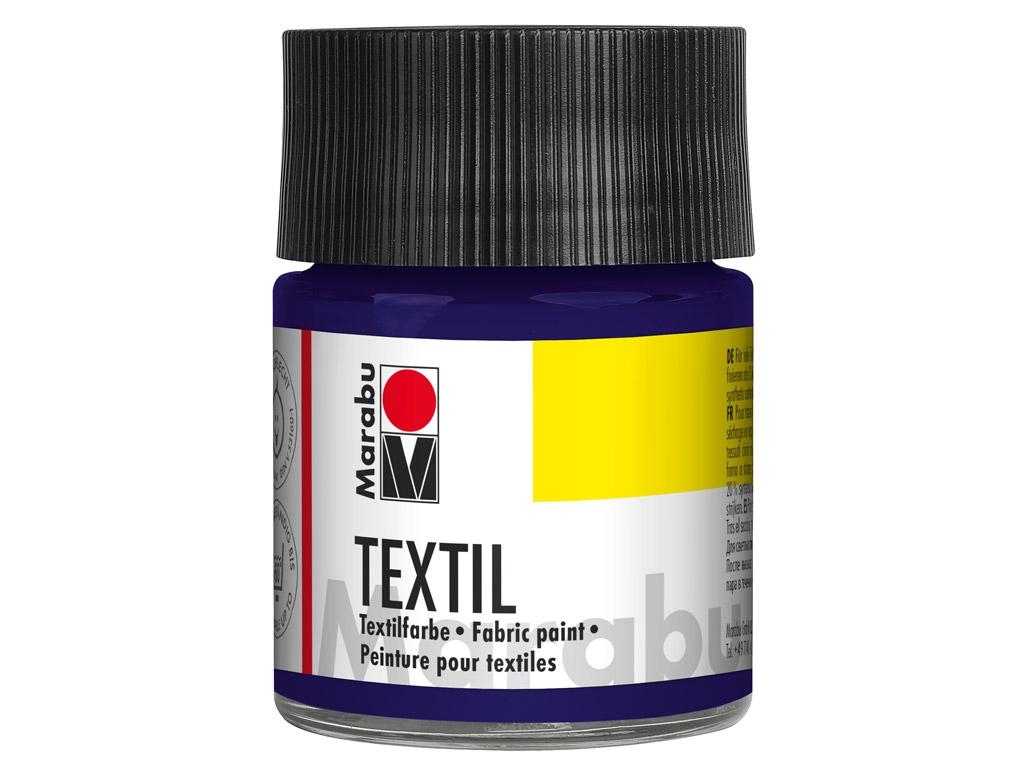 Tekstilės dažai 50ml 053 dark blue