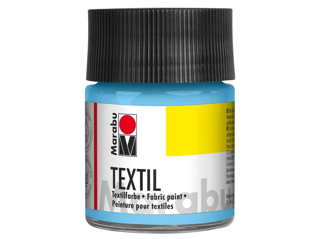 Krāsa tekstilam 50ml 090 light blue