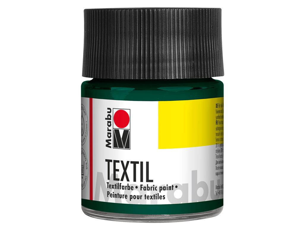Tekstilės dažai 50ml 068 dark green