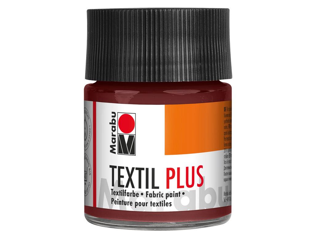 Tekstiilivärv Plus 50ml 046 medium brown