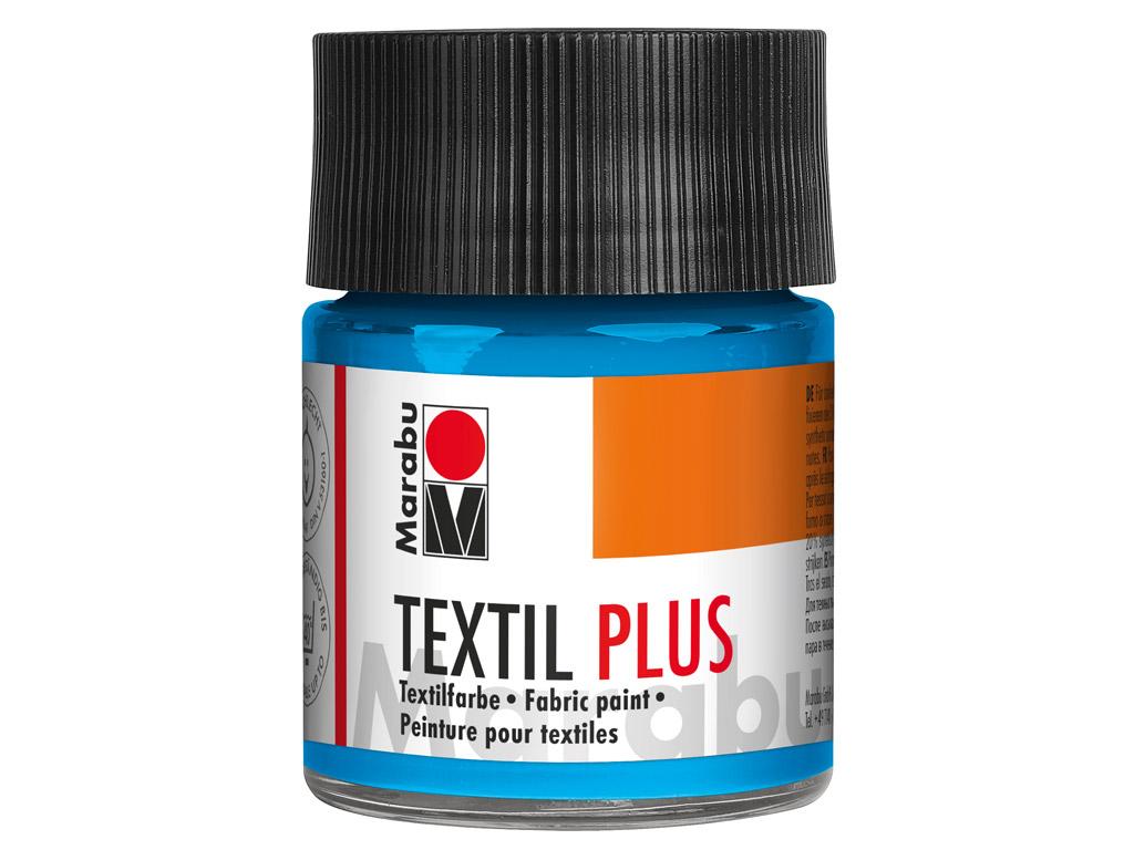 Tekstiilivärv Plus 50ml 090 light blue
