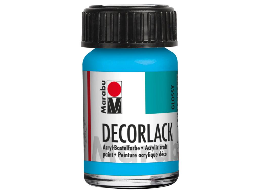 Dekoorvärv Decorlack 15ml 090 light blue