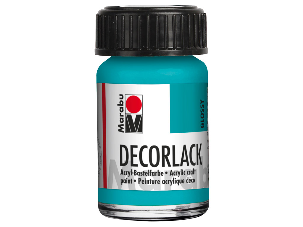 Dekoorvärv Decorlack 15ml 091 caribbean