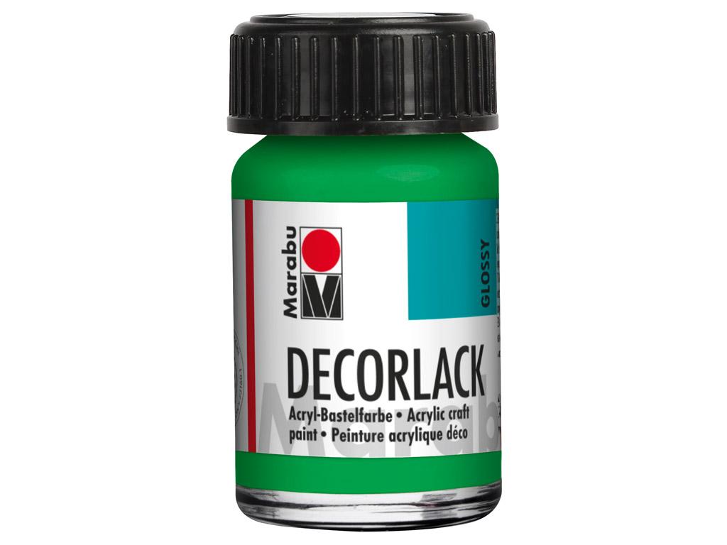 Dekoorvärv Decorlack 15ml 062 light green