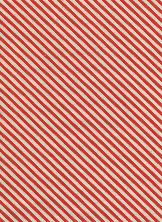 Nepaali paber A4 Stripes Natural on Red