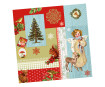 Salvrätikud 33x33cm 20tk 3 kihiline Christmas Memories