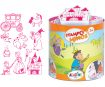 Stamp Aladine Stampo Minos 10pcs Fairy + ink pad black