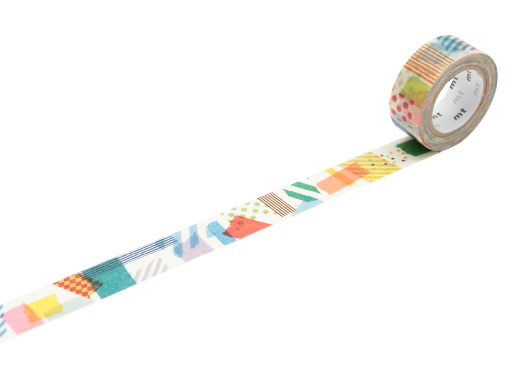 Masking tape mt for kids 15mmx7m peta peta