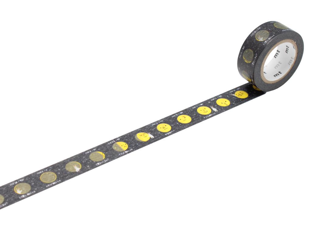 Masking tape mt for kids 15mmx7m moon