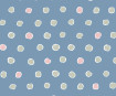 Paber Origami Fun Net 15x15cm 10tk dots on blue