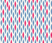 Paber Origami Fun Net 15x15cm 10tk red&blue waves