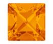 Krištolas Swarovski kvadratas 4428 8mm 259 tangerine
