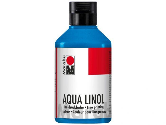 Dažai linoraižiams Marabu Aqua Linol 250ml