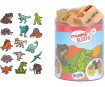 Tempel Aladine Stampo Kids 15tk Dinosaur + templipadi must