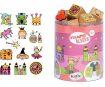 Tempel Aladine Stampo Kids 15tk Fairyland + templipadi must