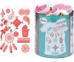 Tempel Aladine Stampo Textile 16tk Ethnic + templipadi must