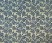 Nepaali paber 51x76cm Mehendi Design Blue on Natural