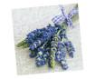 Salvrätikud 33x33cm 20tk 3 kihiline Provence