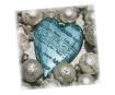 Salvrätikud 33x33cm 20tk 3 kihiline Shiny Heart