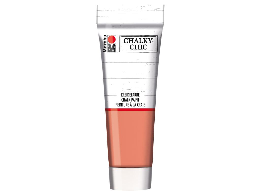 Krīta krāsa Chalky-Chic 100ml 120 salmon