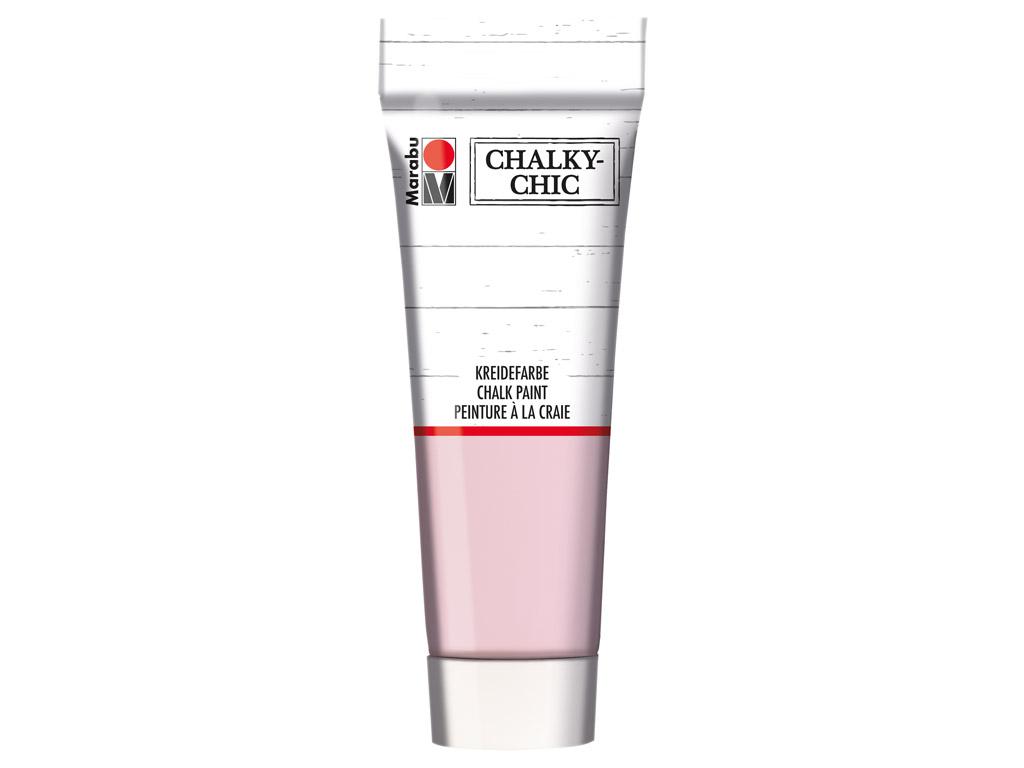 Krīta krāsa Chalky-Chic 100ml 134 powder pink
