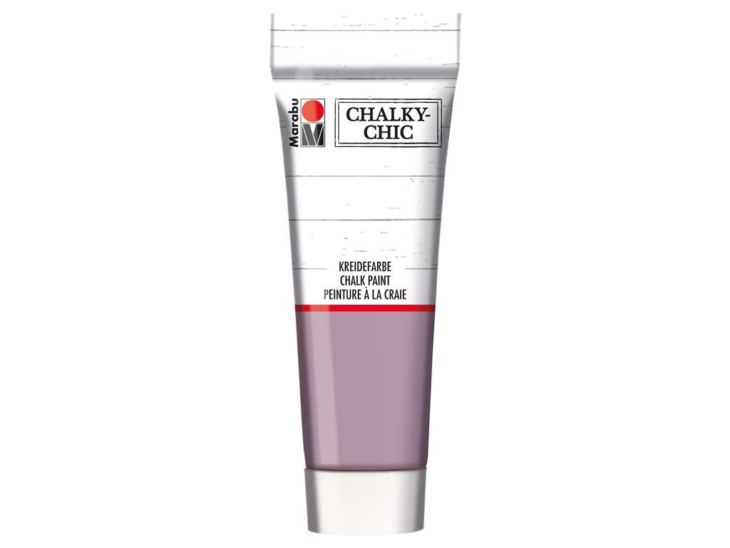 Krīta krāsa Chalky-Chic 100ml 135 antique violet