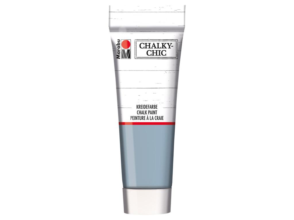 Krīta krāsa Chalky-Chic 100ml 140 grey blue