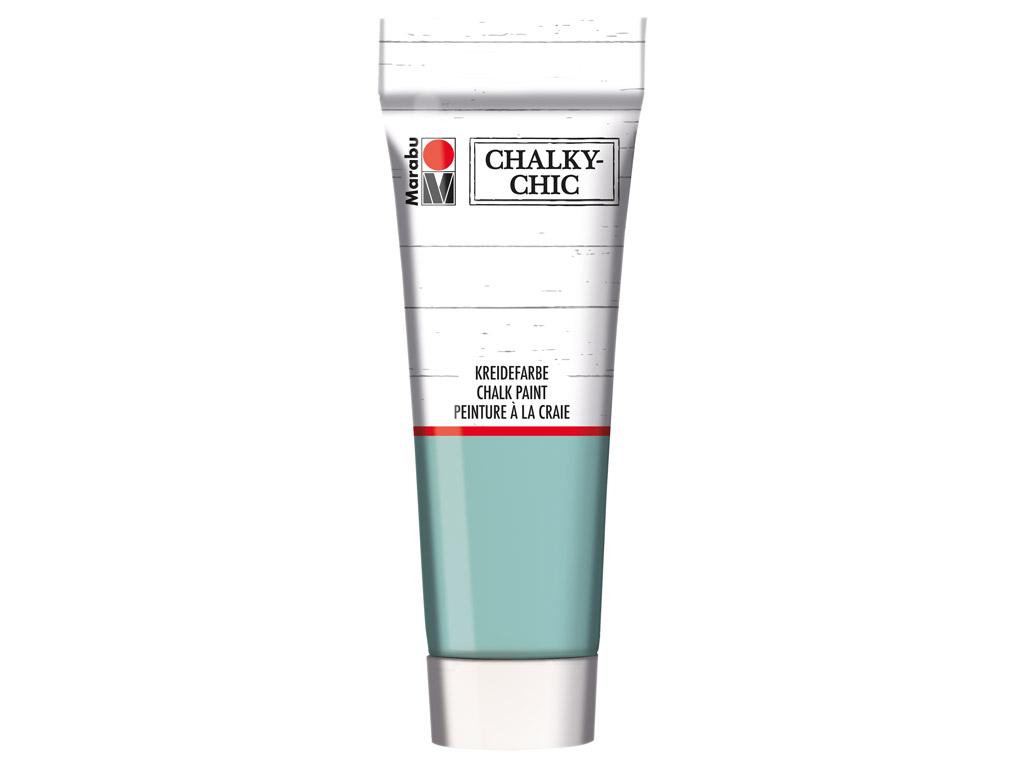 Krīta krāsa Chalky-Chic 100ml 148 lagoon