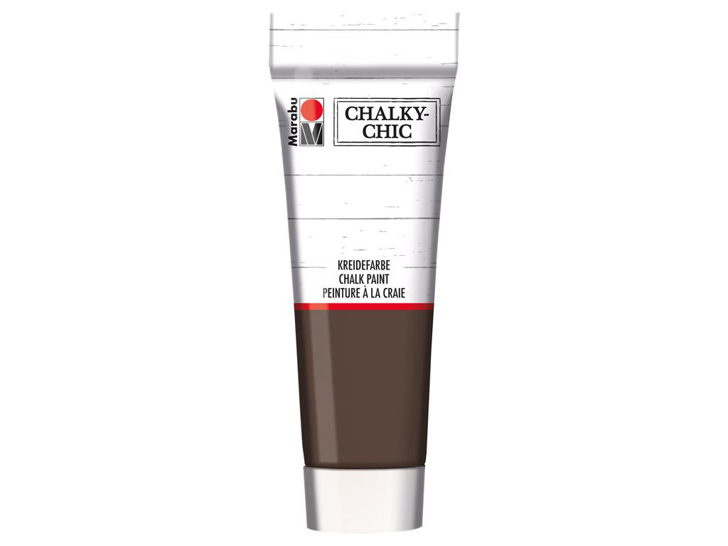Krīta krāsa Chalky-Chic 100ml 161 cocoa