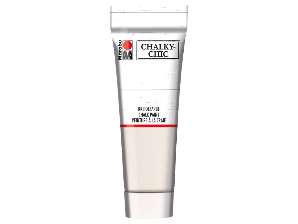 Krīta krāsa Chalky-Chic 100ml 171 edelweiss