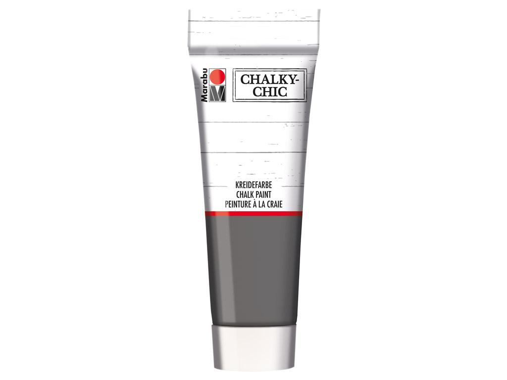 Krīta krāsa Chalky-Chic 100ml 174 slate